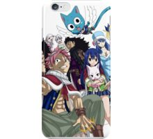 Fairy Tail Guild iPhone Case/Skin
