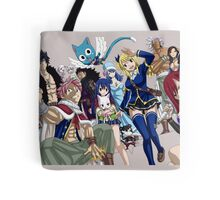 Fairy Tail Guild Tote Bag
