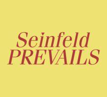 Seinfeld Prevails Kids Clothes