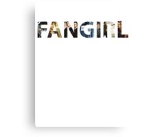 Fangirl Canvas Print