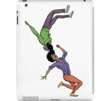 Flipping Dancers iPad Case/Skin