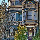 San Francisco Victorian by Paul J. Owen