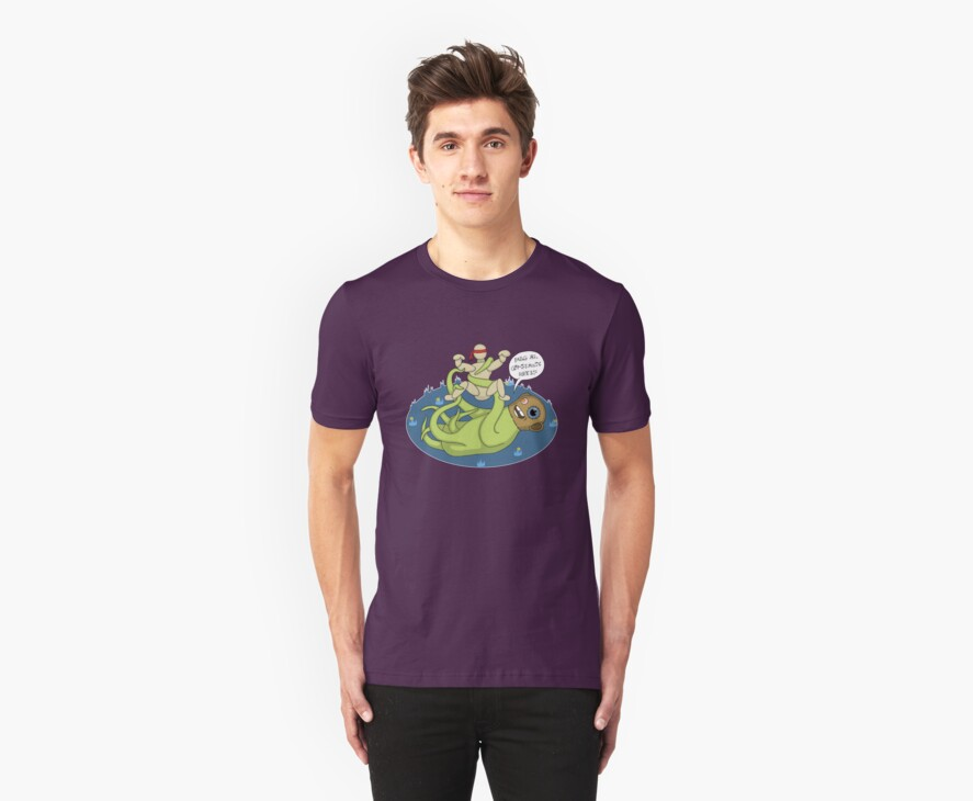 I dook you Bucky-bookoo by Octochimp Designs