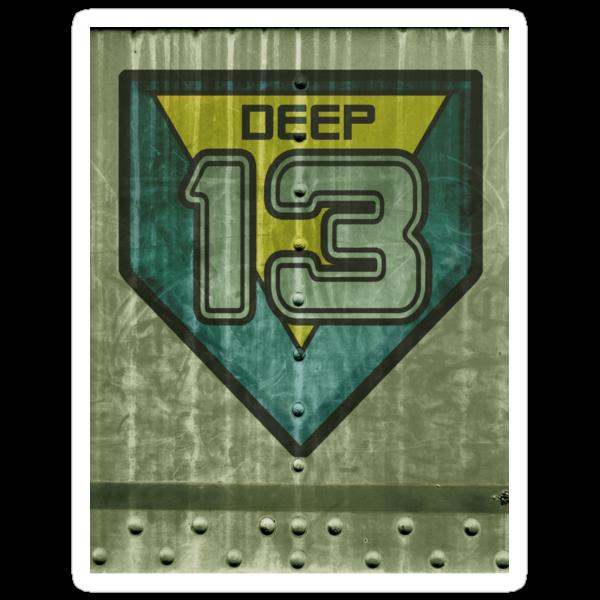 Deep 13 by Maggie McFee