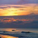 Emerald Isle Morning by Kenneth Keifer