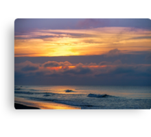 Emerald Isle Morning Canvas Print