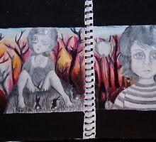 disturbed siblings by BriannaLouise