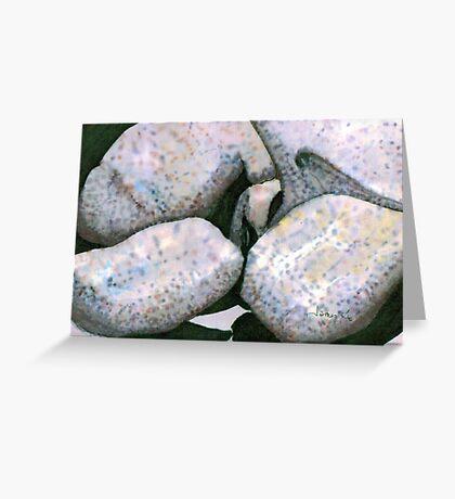 Big Boulders Greeting Card