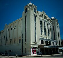 Palais Theater in St Kilda by Rowan Herring