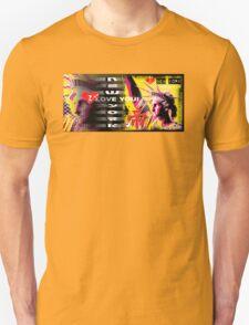 i love liberty Unisex T-Shirt