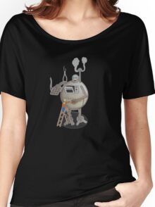 Asimo the cookie-bot Women's Relaxed Fit T-Shirt