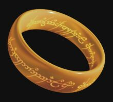 The One Ring by Mrdavidrud