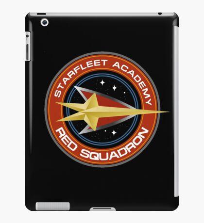 StarTrek - Red Squadron iPad Case/Skin