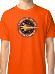 StarTrek - Red Squadron Classic T-Shirt