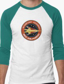 StarTrek - Red Squadron Men's Baseball ¾ T-Shirt