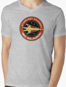 StarTrek - Red Squadron Mens V-Neck T-Shirt