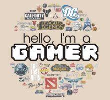 hello, I'm a gamer T-Shirt