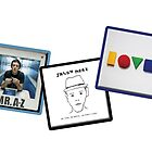 Jason Mraz Album Artwork Collage by jay-p