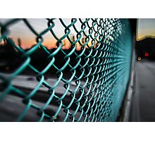 Overpass the Sunset Photographic Print