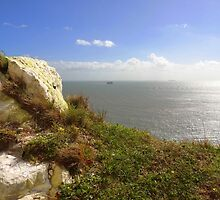 """UK: """"White Cliffs of Dover 3"""", Kent by Kelly Sutherland"""