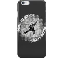 Budgie Style Kung Fu iPhone Case/Skin