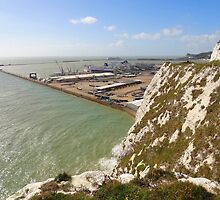 """UK: """"Dover Ferry Terminal 4"""", Kent by Kelly Sutherland"""