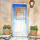 Blue Door by cheetaah