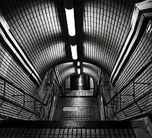 Picadilly Station - London, 2008 by Jerry Carpenter