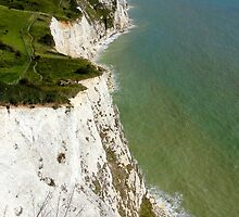 """UK: """"White Cliffs of Dover 5"""", Kent by Kelly Sutherland"""
