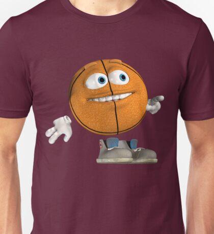 Basketball Buddy Power Unisex T-Shirt