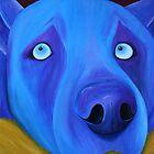 I feel so blue by Susanne Correa