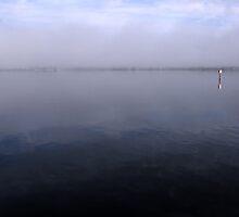 Fog Lifting by djprov