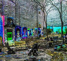 The Lower Eastside Girls Club by itsteeef