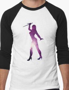 Mileena Men's Baseball ¾ T-Shirt