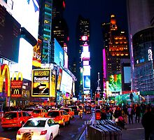 Times Square by itsteeef