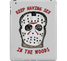 Keep Having Sex iPad Case/Skin