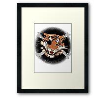 Jungle Piracy Framed Print