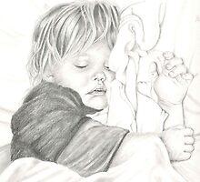 Sleeping Innocence by Fiona  Lee