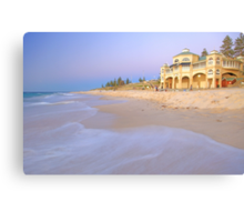 Cottesloe Beach - Western Australia  Canvas Print