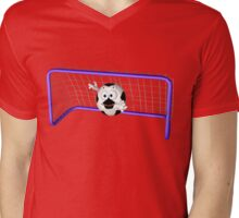 Soccer Buddy Another Point Mens V-Neck T-Shirt