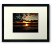 Prelude to Serenity Framed Print