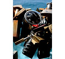 Keys and Combos Photographic Print