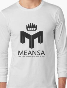 meansa Long Sleeve T-Shirt
