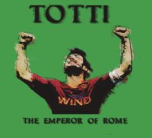 Totti - Emperor of Rome Kids Clothes