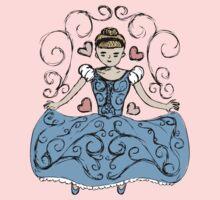 Cinderella Love by teejayseadub