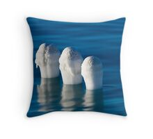 Pillar Pops Throw Pillow