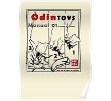 Odin toys manual01 Poster
