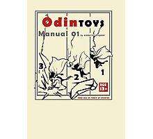 Odin toys manual01 Photographic Print