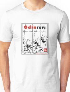 Odin toys manual01 Unisex T-Shirt