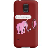 I drink to get trunk Samsung Galaxy Case/Skin